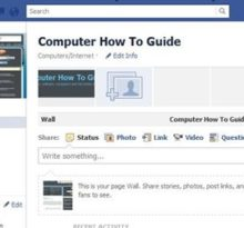 Computer How To Guide Fan Page