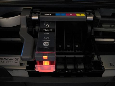 how to clear a stubborn inkjet printer clog