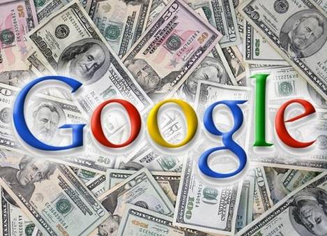 how to get money from google