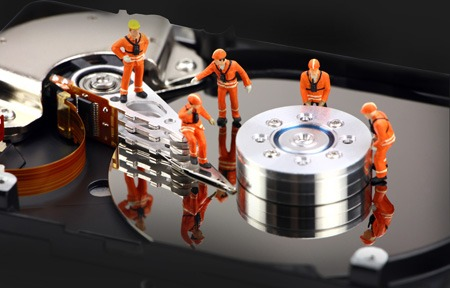 steps to fix a corrupted hard drive
