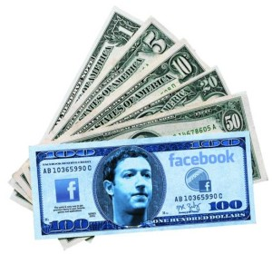 facebook monetizing everything