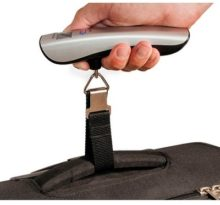 dunheger digital luggage scale